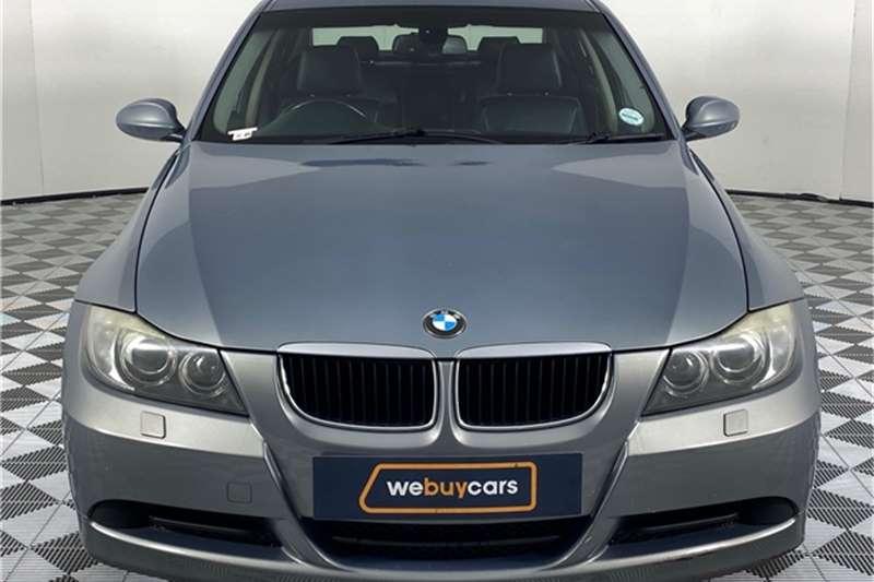 Used 2008 BMW 3 Series 320d