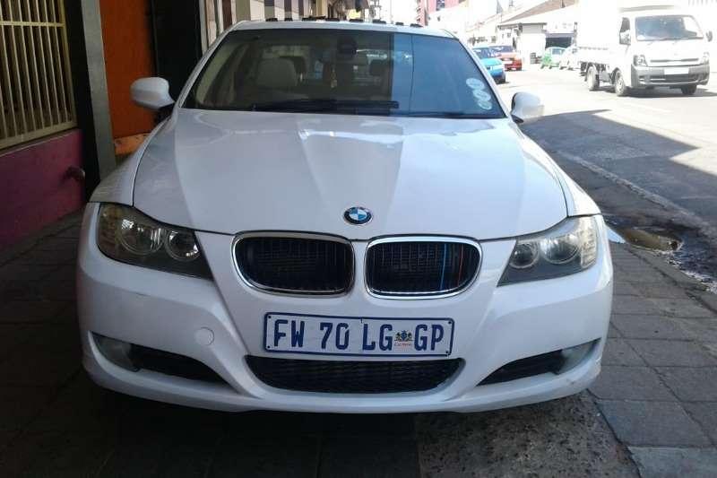 BMW 3 Series 320d 2010
