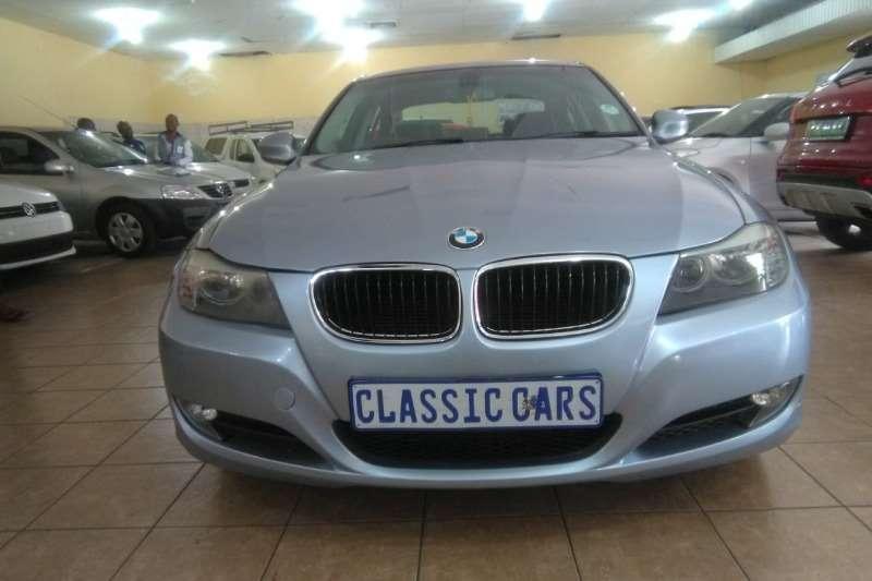 BMW 3 Series 320d 2011
