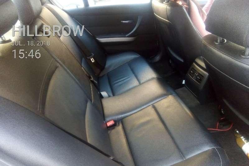 2012 BMW 3 Series 320d