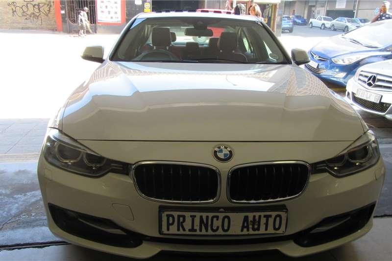 BMW 3 Series 320d 2012