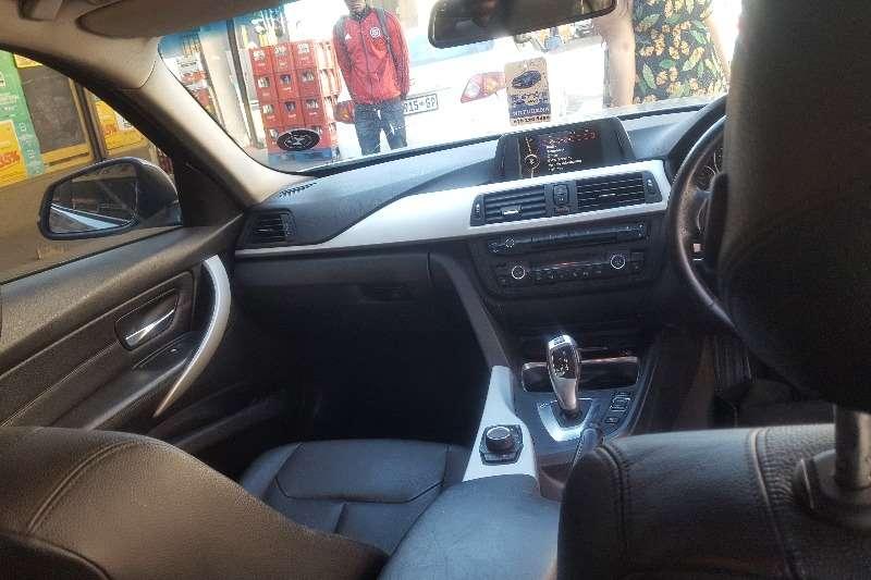 Used 2012 BMW 3 Series 320d