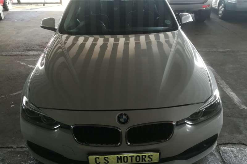 Used 2013 BMW 3 Series 320d