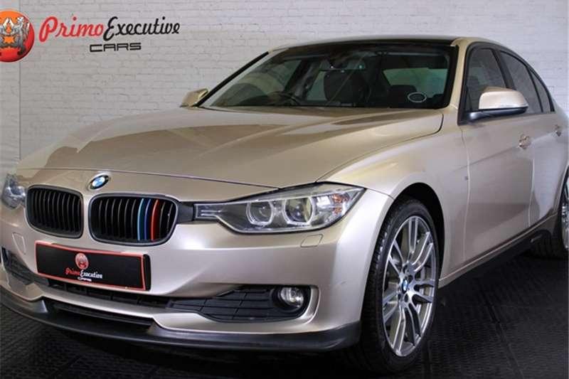 BMW 3 Series 320d 2014