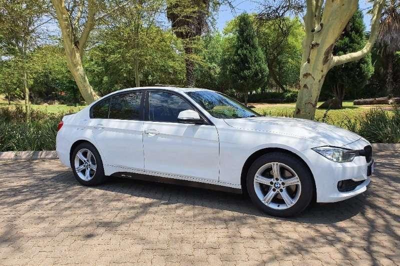 BMW 3 Series 320d 2015