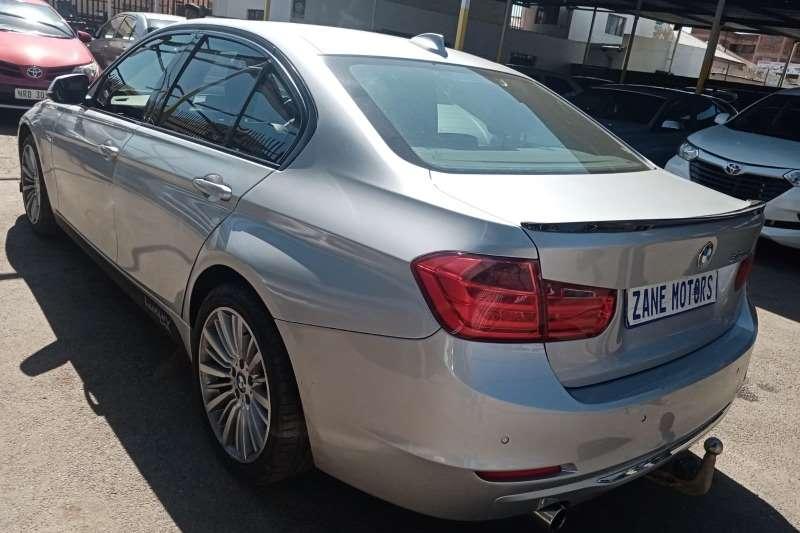 Used 2015 BMW 3 Series 320d