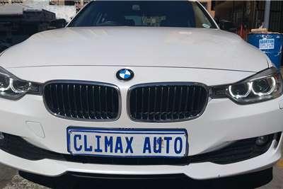2016 BMW 3 Series 320d