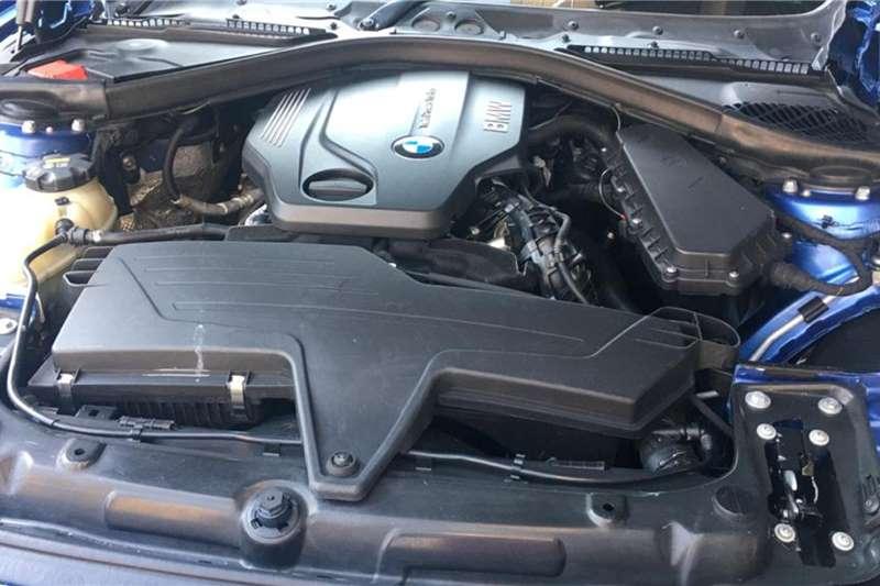 BMW 3 Series 320d 2016