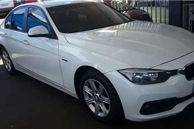 BMW 3 Series 320d 2017