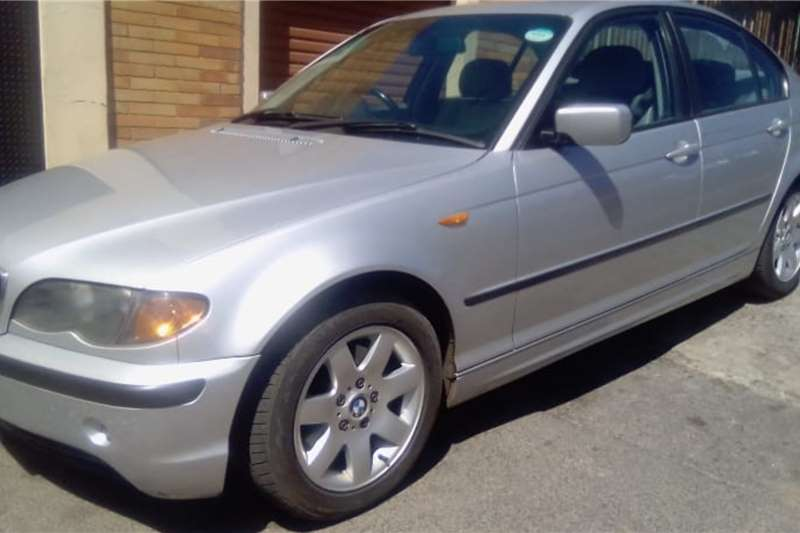 BMW 3 Series 320d 3 40 Year Edition 2004