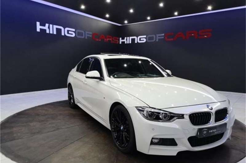 Used 2016 BMW 3 Series 320d 3 40 Year Edition auto