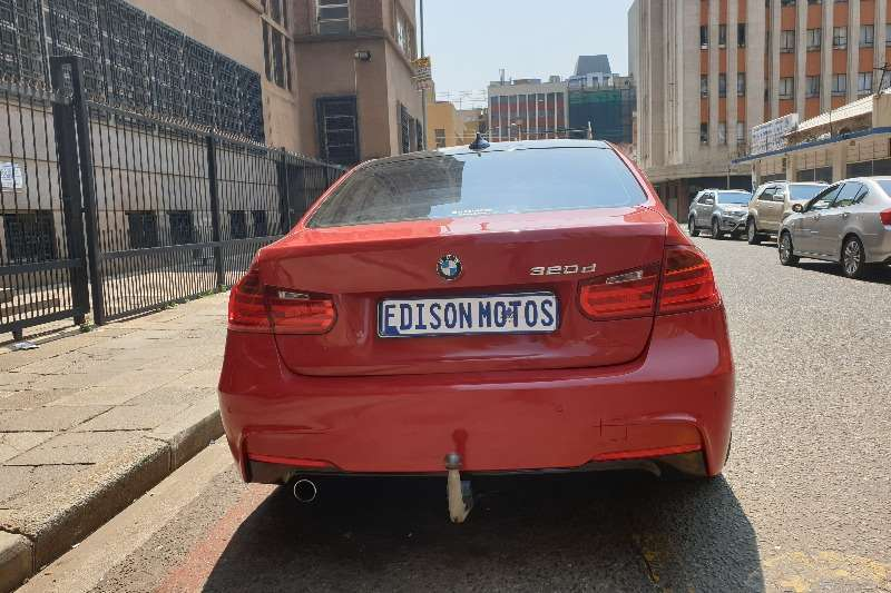 BMW 3 Series 320d 3 40 Year Edition sports auto 2015