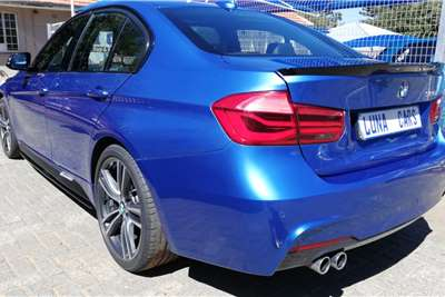 Used 2017 BMW 3 Series 320d 3 40 Year Edition sports auto