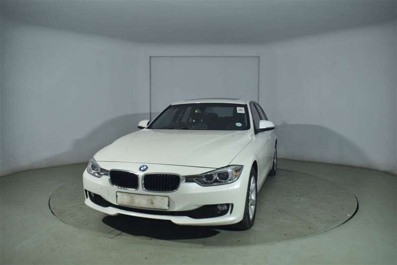 BMW 3 Series 320D A/T 2015