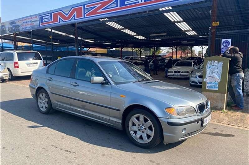 BMW 3 Series 320D A/T (E46)F/L 2003