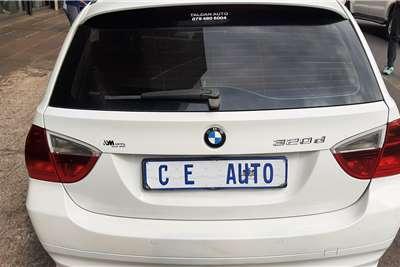 Used 2006 BMW 3 Series 320d auto