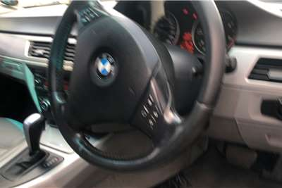 Used 2007 BMW 3 Series 320d auto