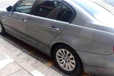 2009 BMW 3 Series 320d auto