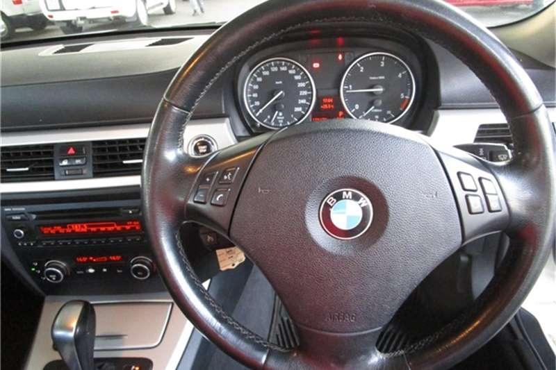 BMW 3 Series 320d Auto 2010