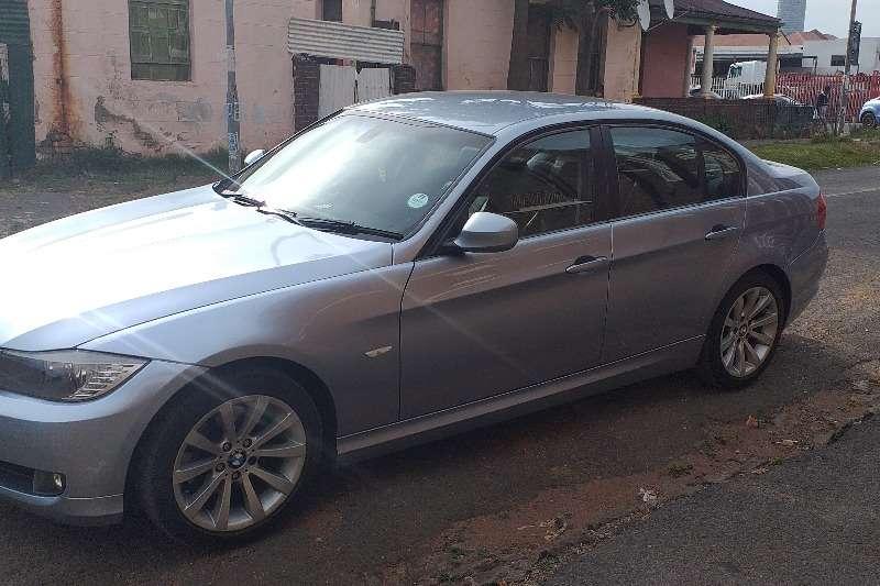 BMW 3 Series 320d auto 2011