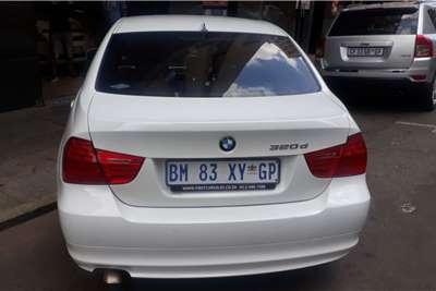 2011 BMW 3 Series 320d auto