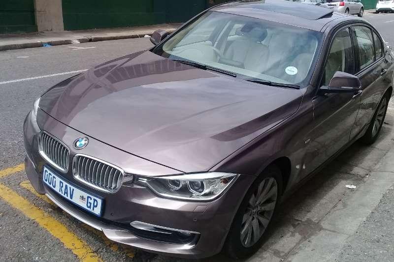 BMW 3 Series 320d auto 2012