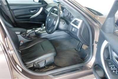 Used 2012 BMW 3 Series 320d auto