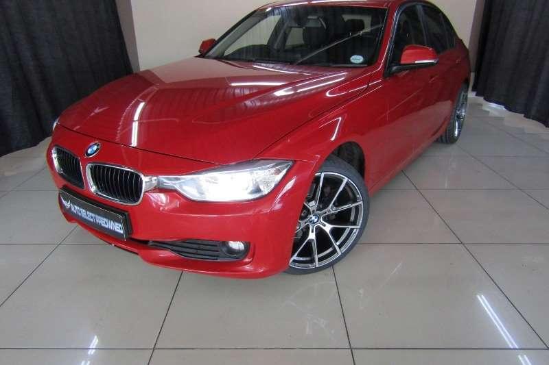 BMW 3 Series 320d auto 2014