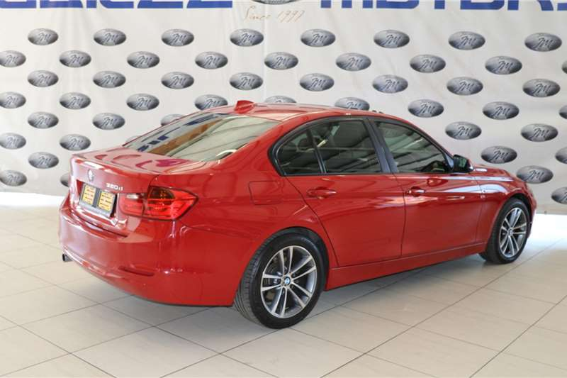 Used 2014 BMW 3 Series 320d auto