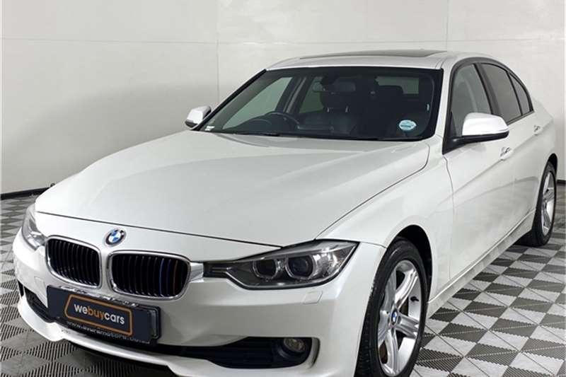 2014 BMW 3 Series 320d auto