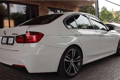 BMW 3 Series 320d auto 2015