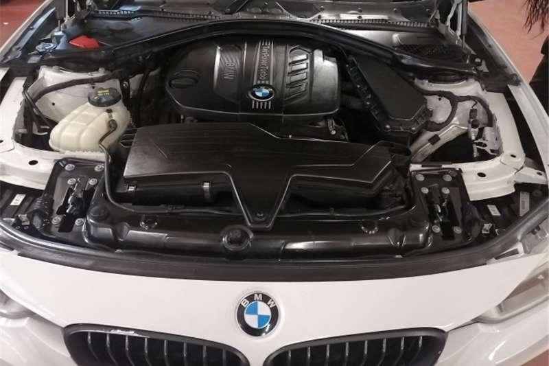 Used 2015 BMW 3 Series 320d auto