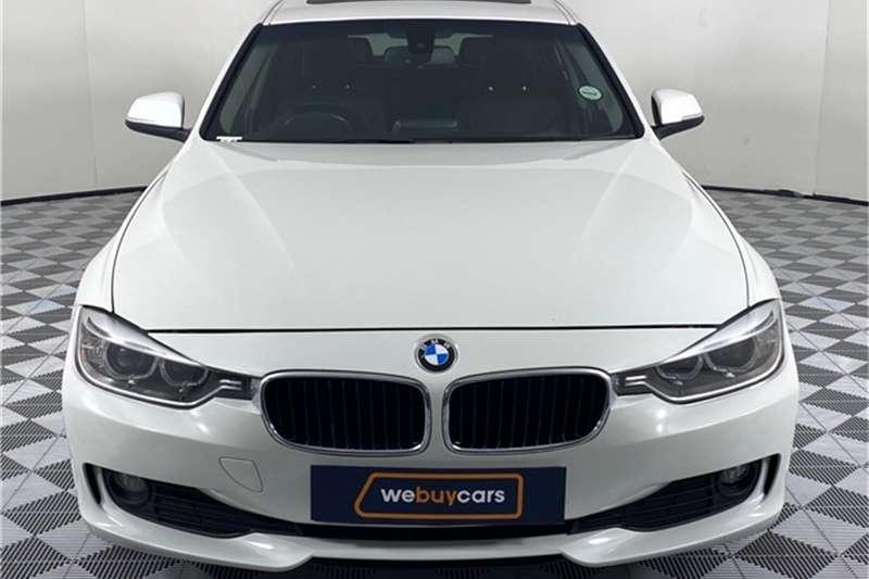 2015 BMW 3 Series 320d auto