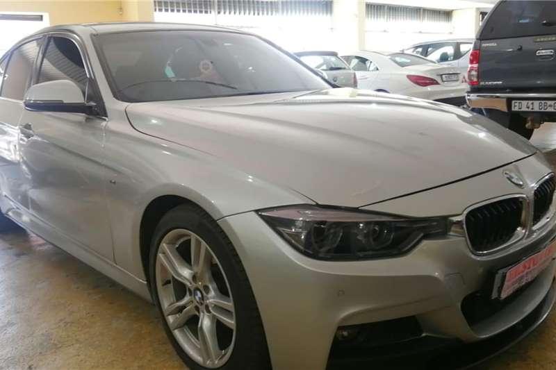 Used 2016 BMW 3 Series 320d auto