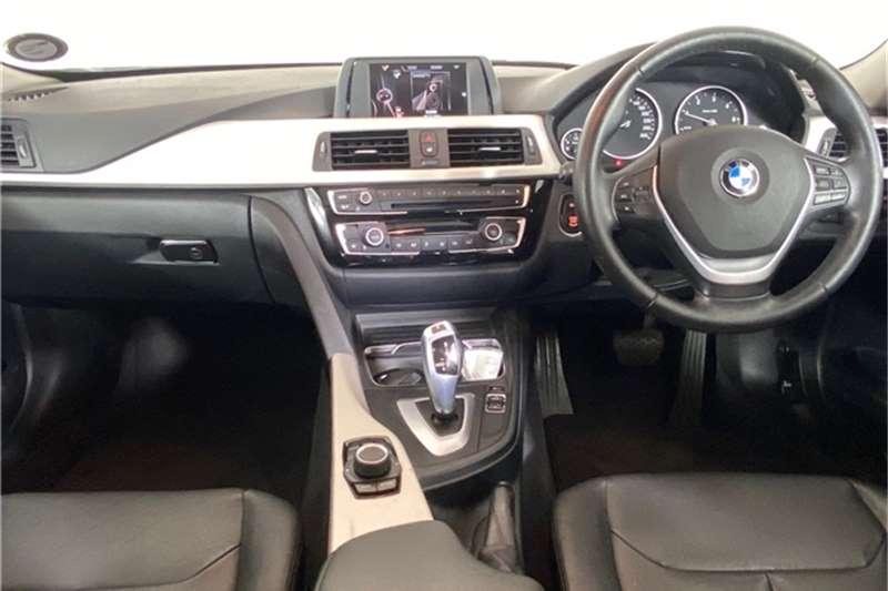 2016 BMW 3 Series 320d auto