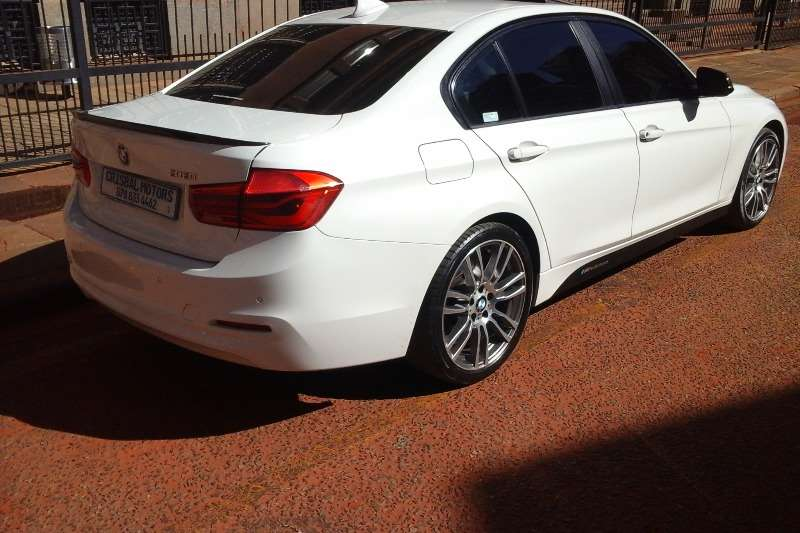 Used 2017 BMW 3 Series 320d auto