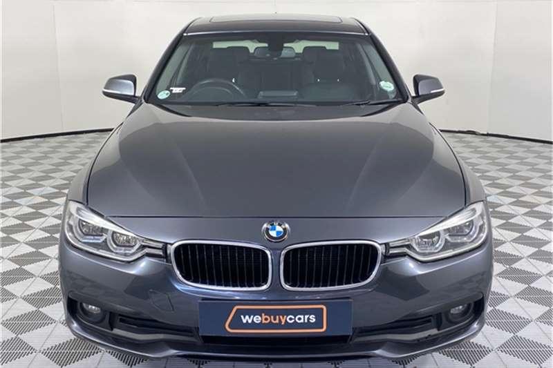 Used 2017 BMW 3 Series 320d auto