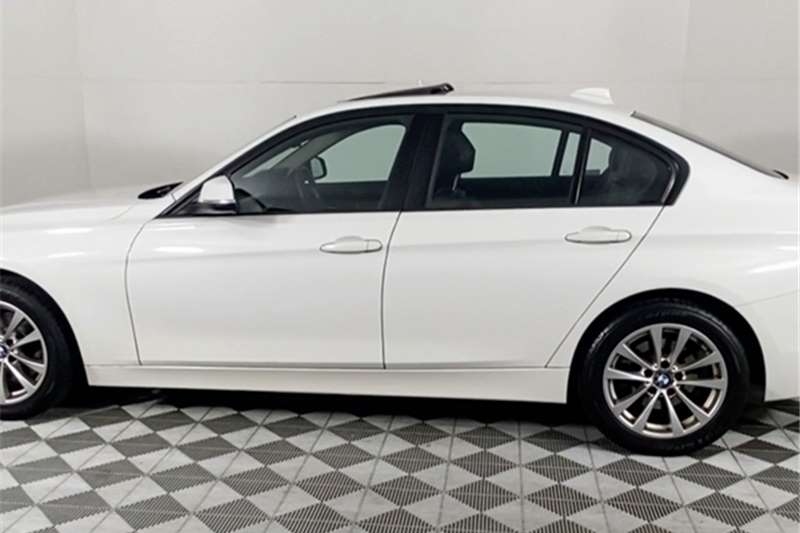 2017 BMW 3 Series 320d auto