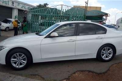 BMW 3 Series 320d auto 2018