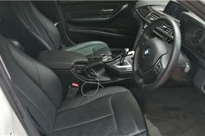 2018 BMW 3 Series 320d auto