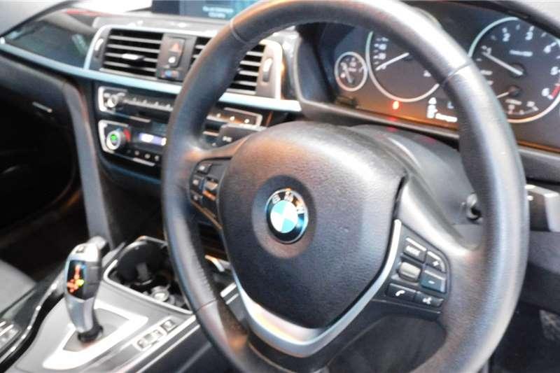 Used 2018 BMW 3 Series 320d auto