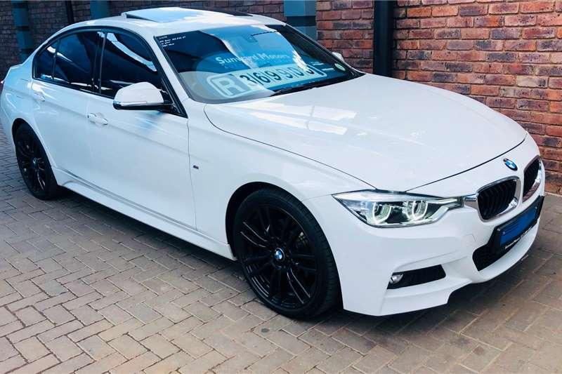 BMW 3 Series 320d auto M Sport 2018