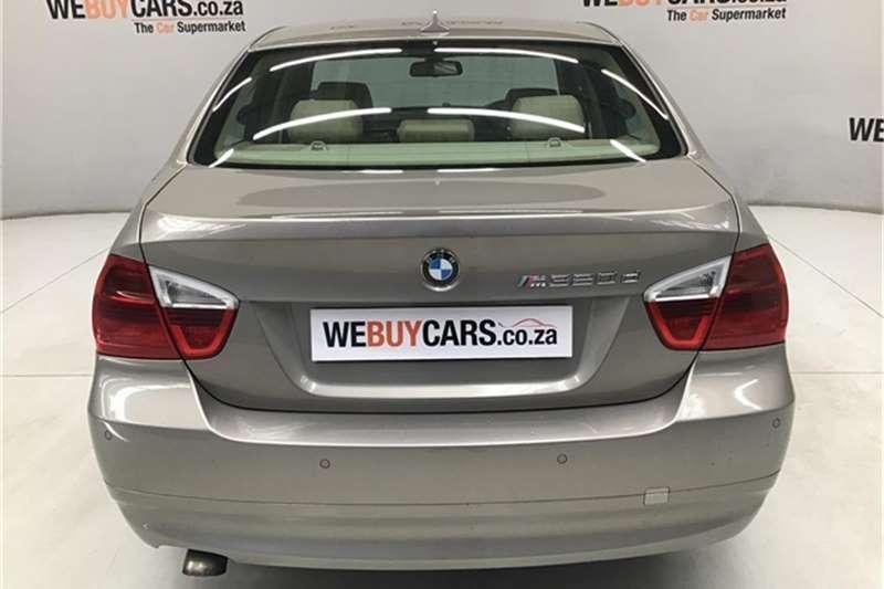 BMW 3 Series 320d Dynamic 2008