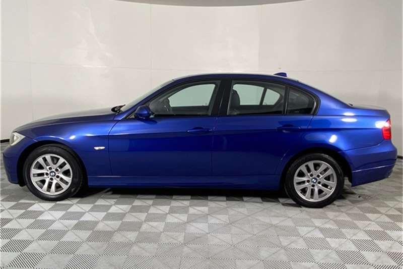 2008 BMW 3 Series 320d Dynamic