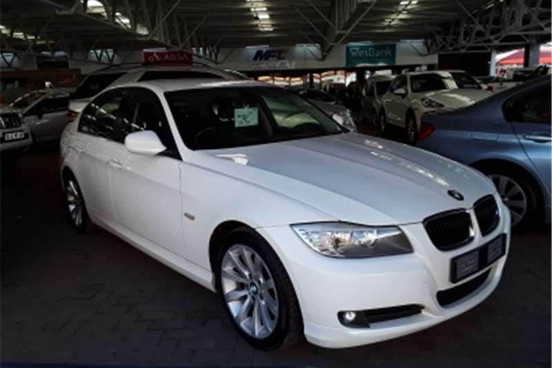 BMW 3 Series 320d Dynamic 2011