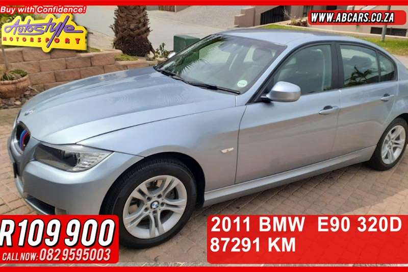 BMW 3 Series 320d Dynamic 2011