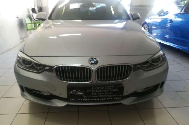 Used 2014 BMW 3 Series 320d Dynamic