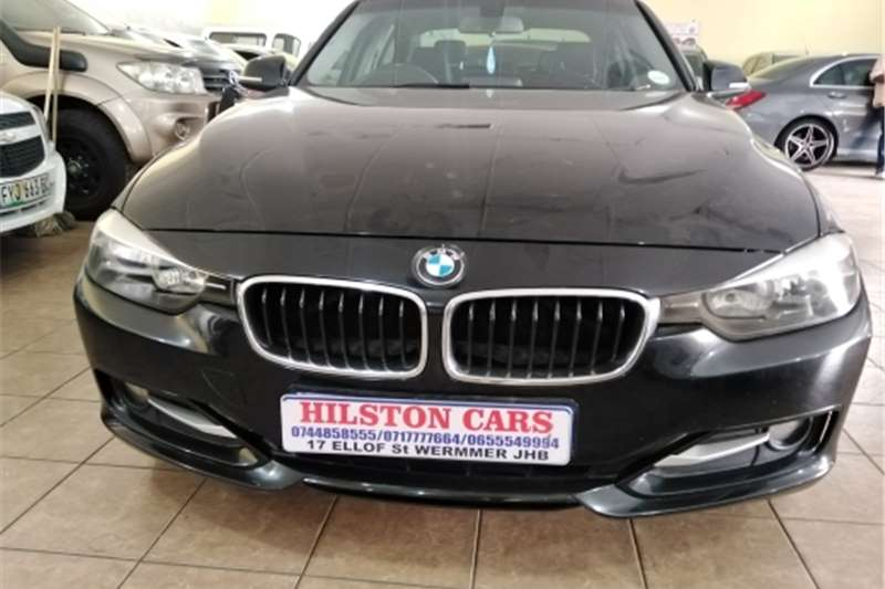 BMW 3 Series 320d Dynamic Edition steptronic 2013