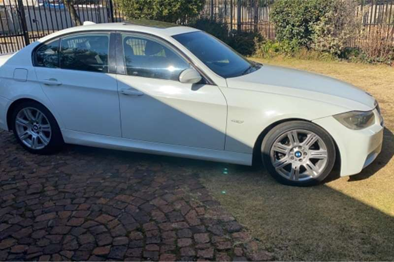 BMW 3 Series 320d Dynamic steptronic 2008