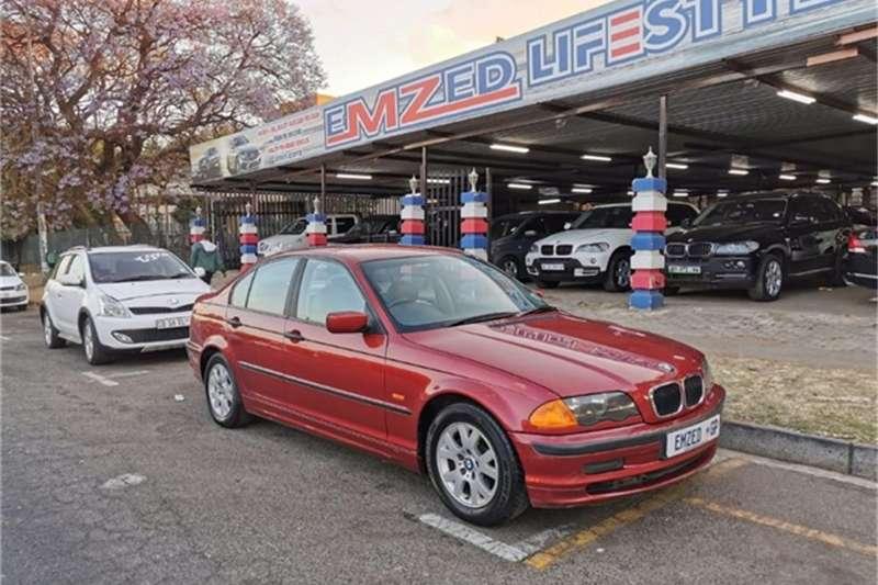 BMW 3 Series 320D (E46)F/L 2001